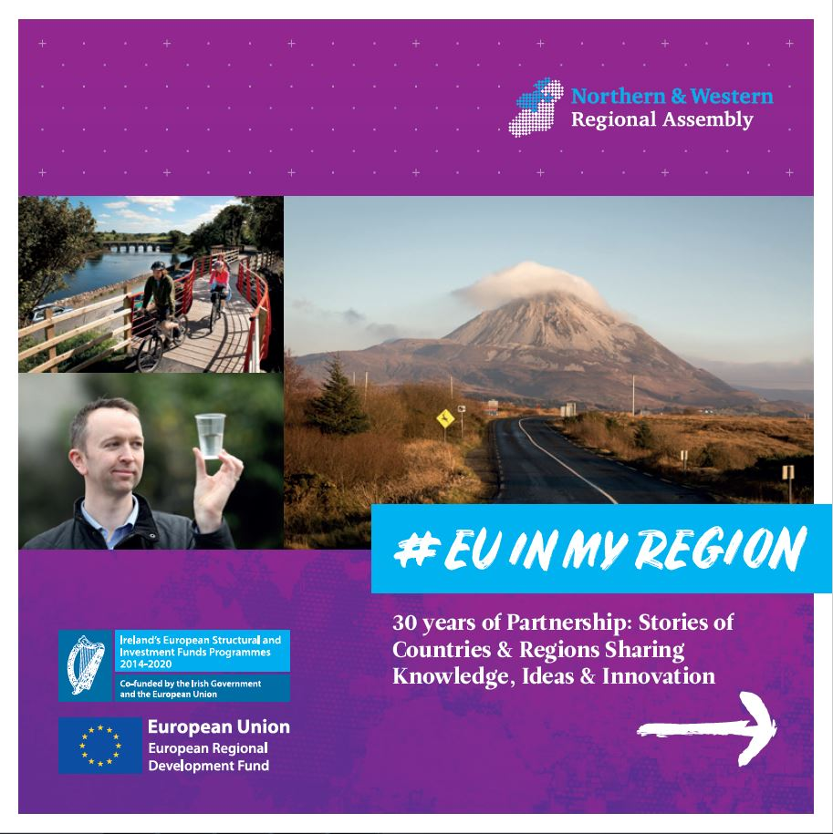 #EU in my region brochure