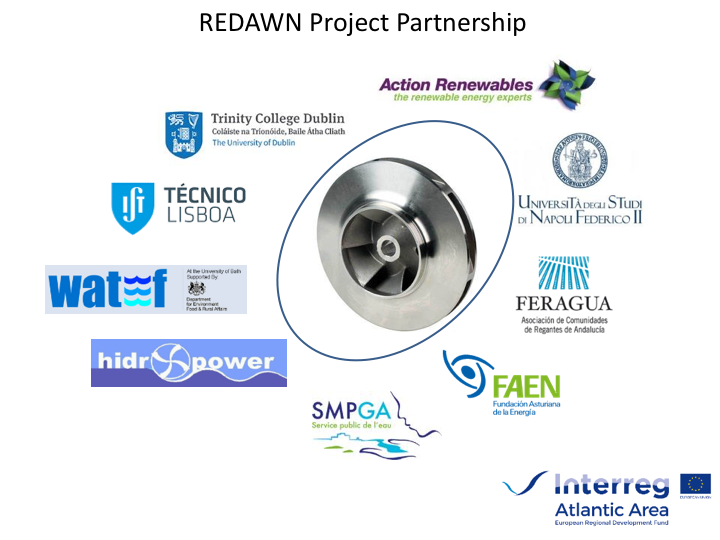 REDAWN Project Partnership