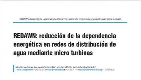 Article on REDAWN in RETEMA magazine